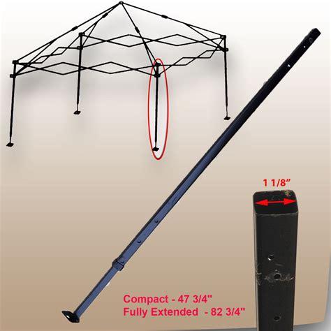 Spare Part Xtrail ozark trail up gazebo canopy 10 x 10 adjustable leg