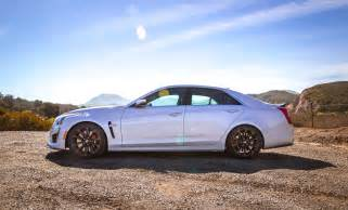 Cadillac Cts V Pictures 2017 Cadillac Cts V Review Gtspirit