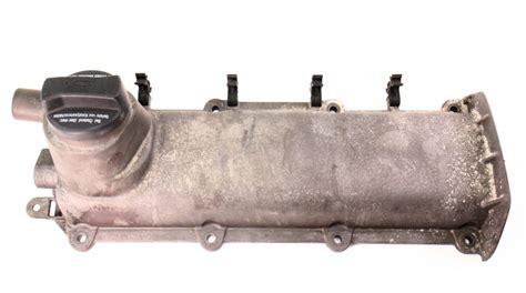 aluminum valve cover vw jetta golf mk beetle  azg bev avh    af