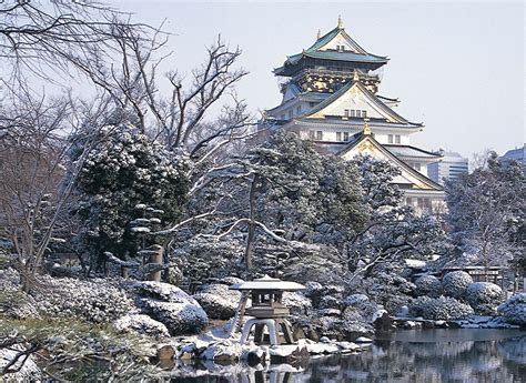 How To Decorate A Temple At Home by Winter Discover Osaka Info Osaka Visitors Guide
