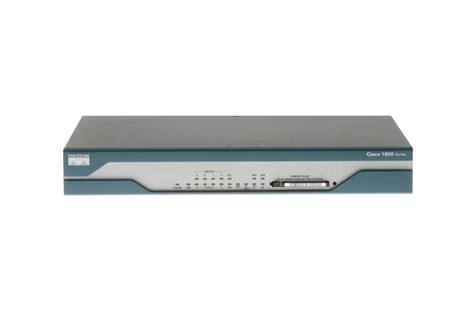 Router Cisco 1800 Series Cisco 1800 Series Router Cisco1812 K9 Lifetime Warranty