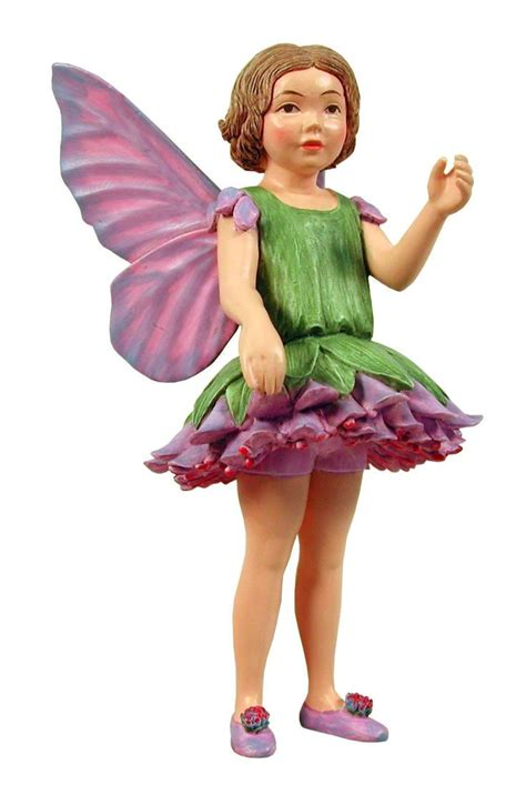 retired cicely mary barker scabious flower garden fairy