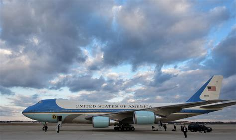 air force one installation air force one s mechanics caused 4m of damage on