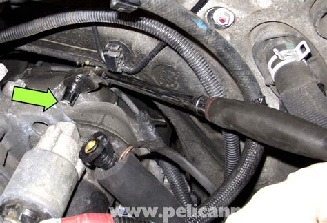 Bmw E60 5 Series 6 Cylinder Engine Starter Replacement