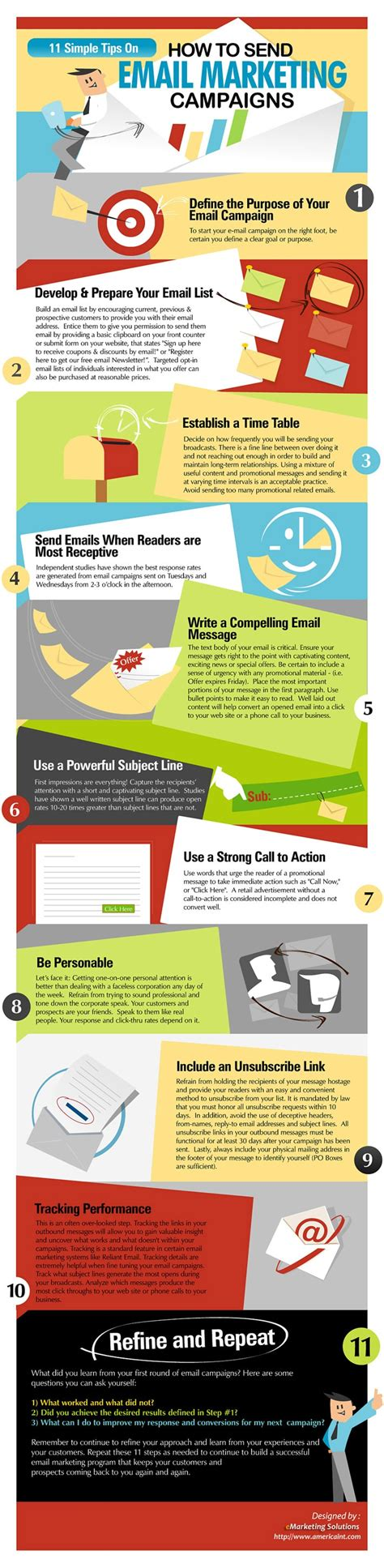 Email Marketing 1 by The Ultimate Guide To Email Marketing Infographic Bit