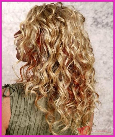 are perms fashionable trend hairstylel 19 new curly perms for hair thin hair