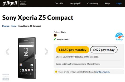 usa buyers guide for sony xperia z5 family xperia blog sony xperia z5 compact now available across several