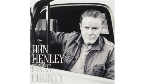 Cass County Records Test Schallplatte Don Henley Cass County Capitol Records