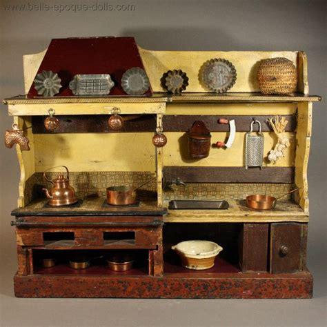 Dolls House Kitchen Furniture by Antique Dolls House Furniture Antique French Miniature