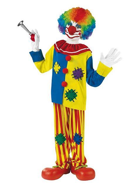 Steampunk Decorations Happy Clown Kids Costume