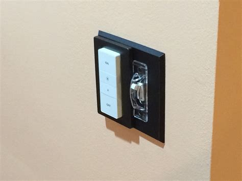 philips hue light switch switch cover for hue dimmer ideas and suggestions