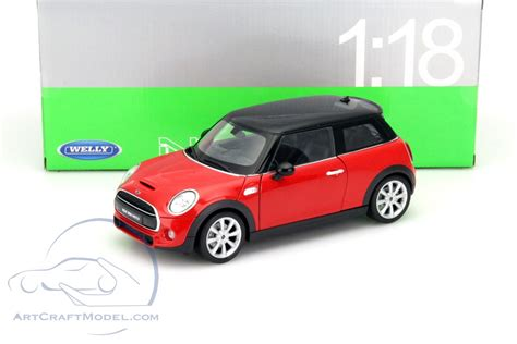 welly 1 32 new mini hach yellow new mini hatch year 2015 18050r ean 4891761180508