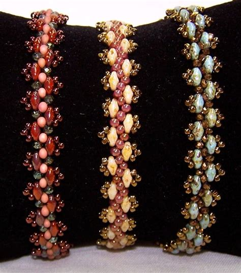 free patterns using superduo beads 17 best images about beadwork super duo beads on pinterest