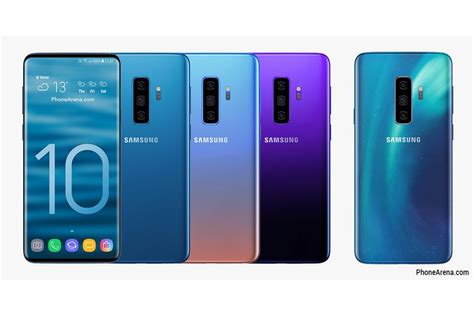 T Mobile Samsung Galaxy S10 5g by Here S When Samsung S Foldable Phone 5g Galaxy S10 Are Expected To Launch Phonearena