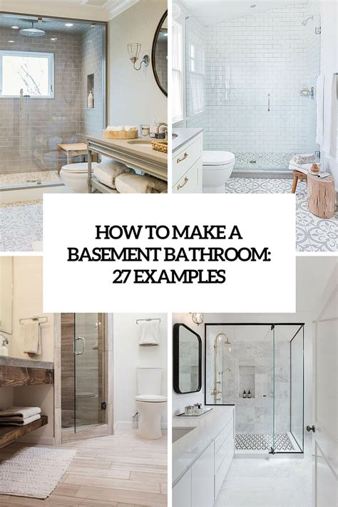 how is it to add a bathroom how to add a basement bathroom 27 ideas digsdigs