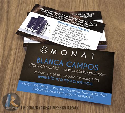 stores that make business cards monat business cards style 2 183 kz creative services