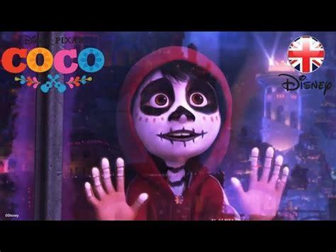 film coco uk disney pixar release the latest trailer for coco video