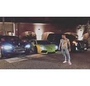 Conor McGregor Shows Off His Mutant Lamborghini Aventador