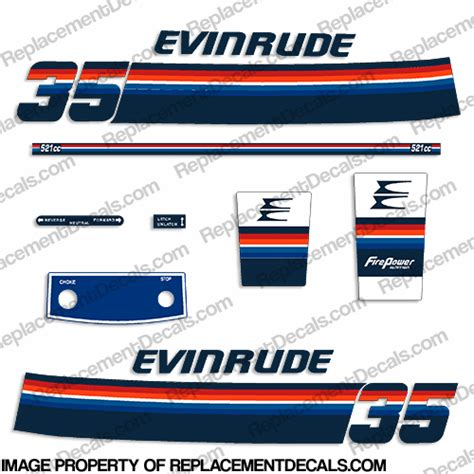 evinrude boat decals evinrude outboard your 1 source for aftermarket