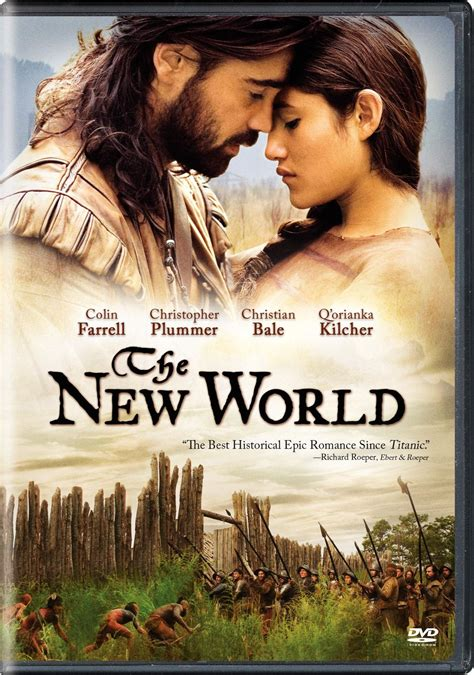 love film new the new world dvd release date may 9 2006
