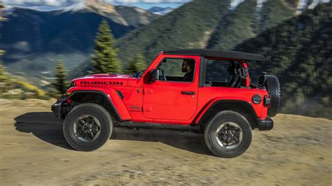 jeep wrangler models list 2018 jeep wrangler price list jl starts at 26 995 jlu