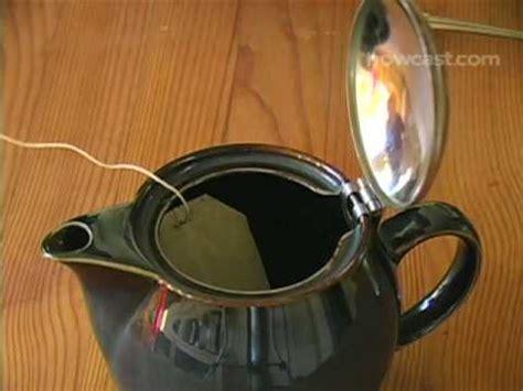 A Pot Of Tea how to brew a pot of tea