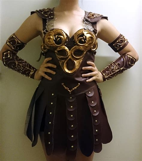 Xena Dress by Xena Costumes Costumes Fc