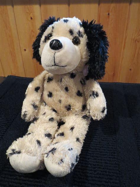 black stuff in dogs ears plush black spots ears by stuff