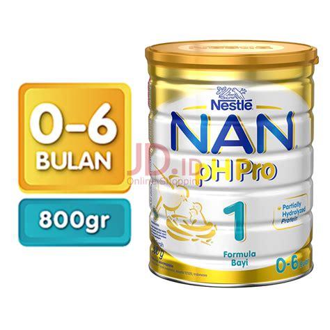 Formula Bayi Hypoallergenic jual nestle nan pro 1 formula plain tin 800g jd id