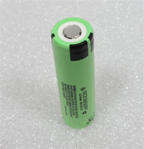 Panasonic 18650 Li Ion Imr Battery 2900mah 3 6v With Flat Top xtar vp1 li ion battery charger 2 x panasonic ncr18650pf high drain imr hybrid ebay