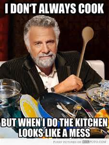 Men Cooking Meme - funny cartoon cooking show jokes memes pictures quotes