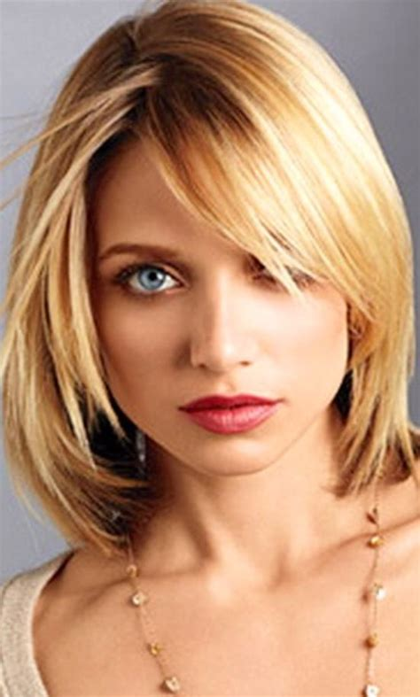 layer cut hair style for square face medium length stacked hairstyles short hairstyle 2013