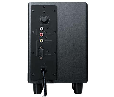 logitech  review   speaker systems boomy bass