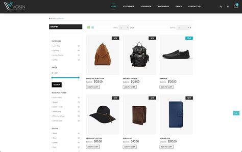 ecommerce template bootstrap fashion bootstrap templates free premium themes