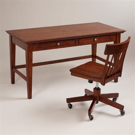 Office World Desks Konrad Home Office Collection World Market