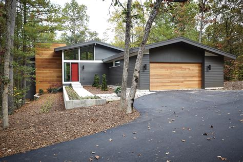 Modern Home Design Raleigh Nc by New Urban Home Builders Mid Century Modern