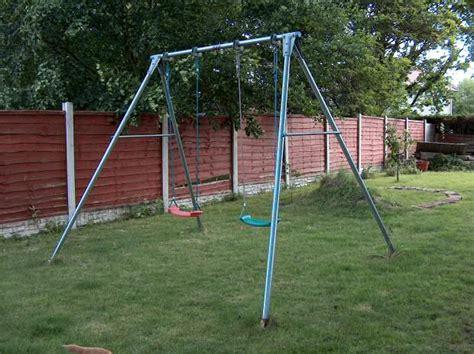ground stakes for swings nysi org uk swing fixing method