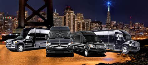 Corporate Transport Services by Bay Area Corporate Transportation Shuttle