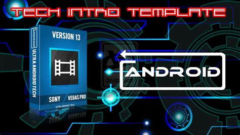 templates for vegas pro 14 tech intro template para sony vegas pro 12 13 14