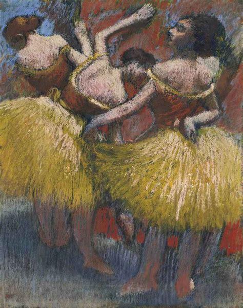 degas 1834 1917 art albums edgar degas 1834 1917 trois danseuses christie s
