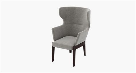 poltrona molteni 3d model molteni c chelsea armchair