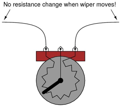 how does a resistor work in a kettle electronics made easy and interesting rheostat vs potentiometer