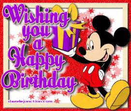 mickey happy birthday gif 380 215 322 poems for my friends