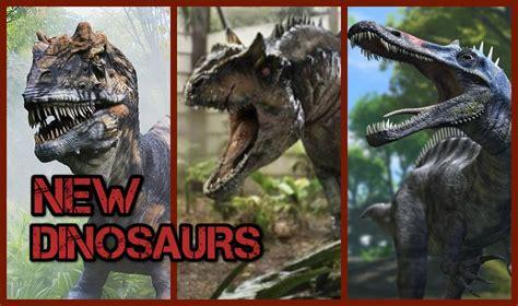 film up jurassic world jurassic world new dinosaurs youtube