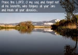scripture on healing