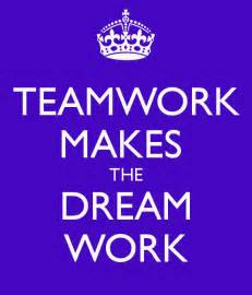 Teamwork Makes The Dreamwork Meme - teamwork makes dream work clip art