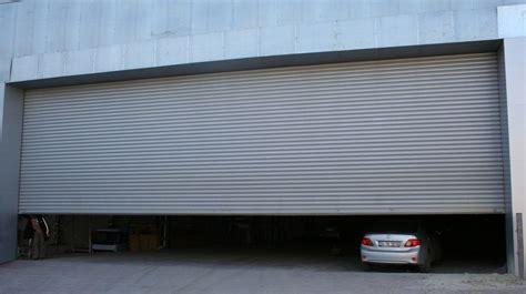 Roll Up Steel Garage Doors Fabricate Steel Residential Garage Doors