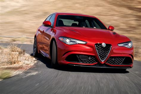 Us Alfa Romeo Alfa Romeo Giulia Giulia Quadrifoglio Pricing Announced