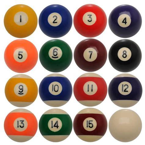 Billiard L by American Pool Balls Set Snooker And Pool