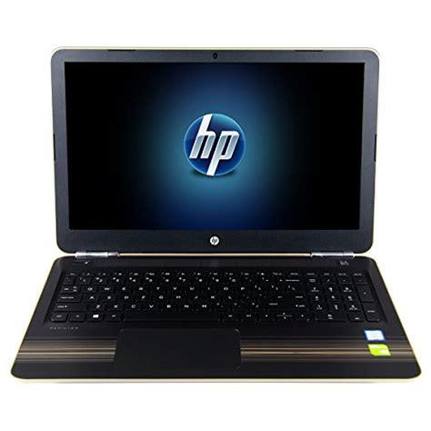 Laptop I7 Nvidia hp pavilion 15 touch notebook pc gold intel i7 7500u 16gb ram 512gb ssd nvidia geforce